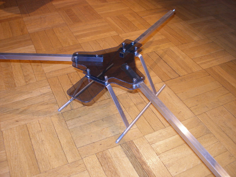 Chasis  Tricopter